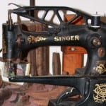 Aho's sewing machine
